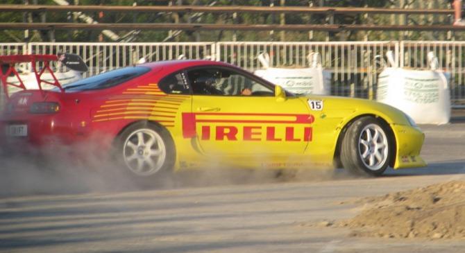 Photo of Drift Sudamérica – Monster Show Tigre
