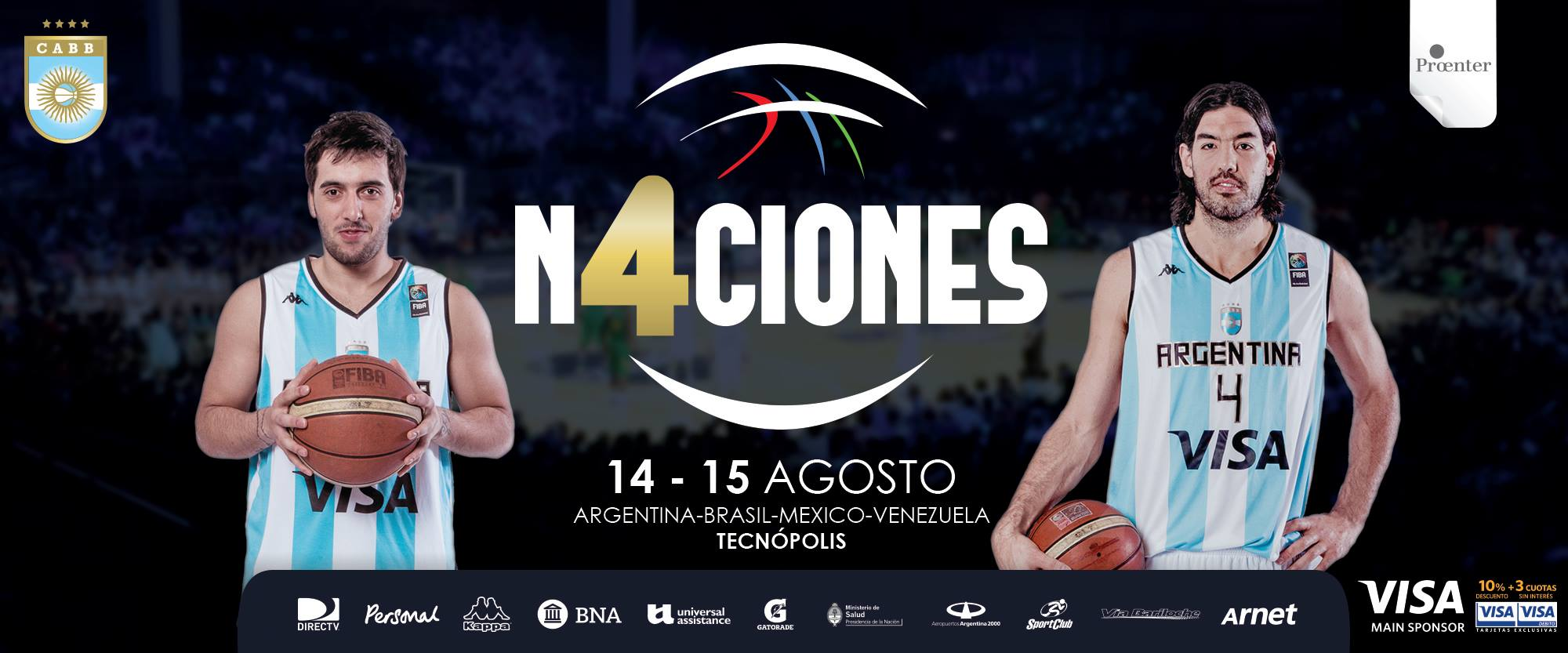 Photo of Torneo 4 Naciones de Basket