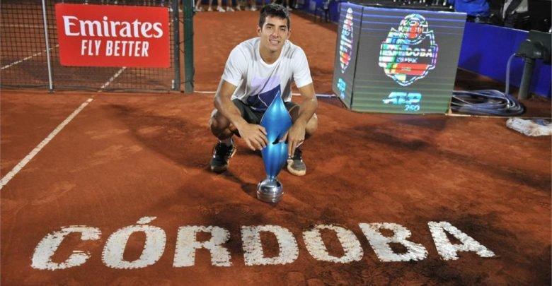 Photo of Garín se consagró en el Córdoba Open y ganó su tercer título